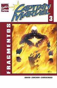 Capitán Marvel 3, Fragmentos